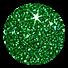 Glitzerfarbe 11 Grün