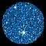 Glitzerfarbe 22 Mittelblau