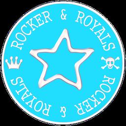 Logo Rocker & Royals